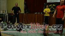 Stěpán Hoza, 220kg