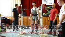 Tomáš Chocenský, 130kg