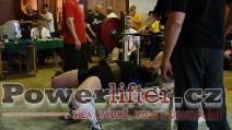 Milan Kursa, 150kg
