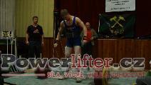 Tadeáš Kronovetr, 215kg