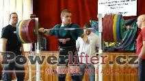 Filip Sobotka, 265kg