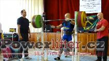 Antonín Pavlovec, 260kg