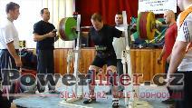 Stanislav Čandrla, 260kg