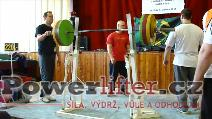 Petr Gracias, 220kg