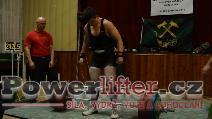 Patrik Přibyl, 242,5kg