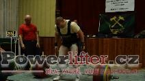 Tomáš Novák, 255kg