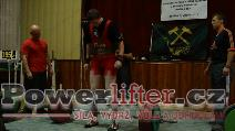 Petr Buchtík, 195kg