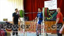 Petr Vlach, 252,5kg