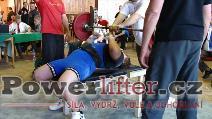 Pavel Uher, 92,5kg