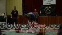 Pavel Uher, 205kg