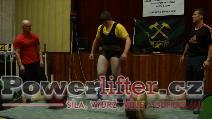 Petr Sadovský, 210kg