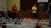 Petr Vlach, 270kg