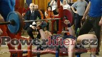 Tadeáš Kronovetr, 115kg