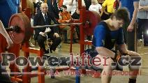 Patrik Přibyl, 125kg