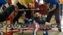 Dalibor Křiklava, 80kg