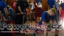 Tomáš Turek, 122,5kg