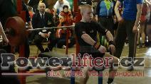 Jan Mikš, 125kg