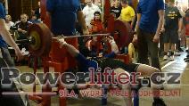 Ondřej Gyömber, 140kg