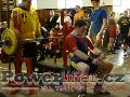 Patrik Navara, 162,5kg