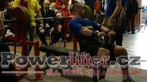 Michal Puzrla, 175kg