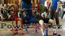 Daniel Bachan, 187,5kg