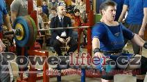 Zoltán Kanát, 227,5kg