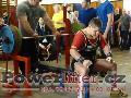 Milan Greguš, 215kg