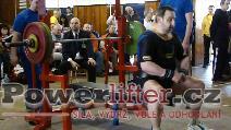 Miloš Navrátil, 180kg