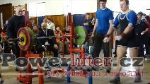 Čestmír Wolf, 185kg