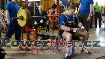Josef Máška, 205kg