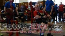Václav Primus, 125kg