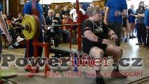 Josef Hakl, 160kg