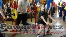 Kateřina Hýblerová, 55kg