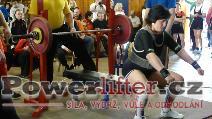 Klára Bártková, 80kg