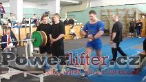 Petr Bolf, pokus o 260kg