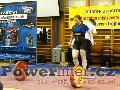 Martina Koutňáková, 155kg