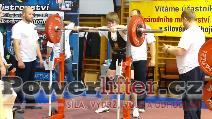 Martin Ondro, 130kg, SK