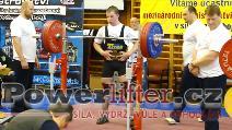 René Hoza, 217,5kg