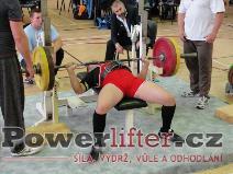 Tomáš Pavliš, benč 105kg