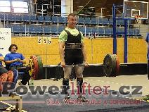 Tomáš Pavliš, mrtvý tah 255kg