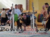 Tomáš Poles, dřep 270kg