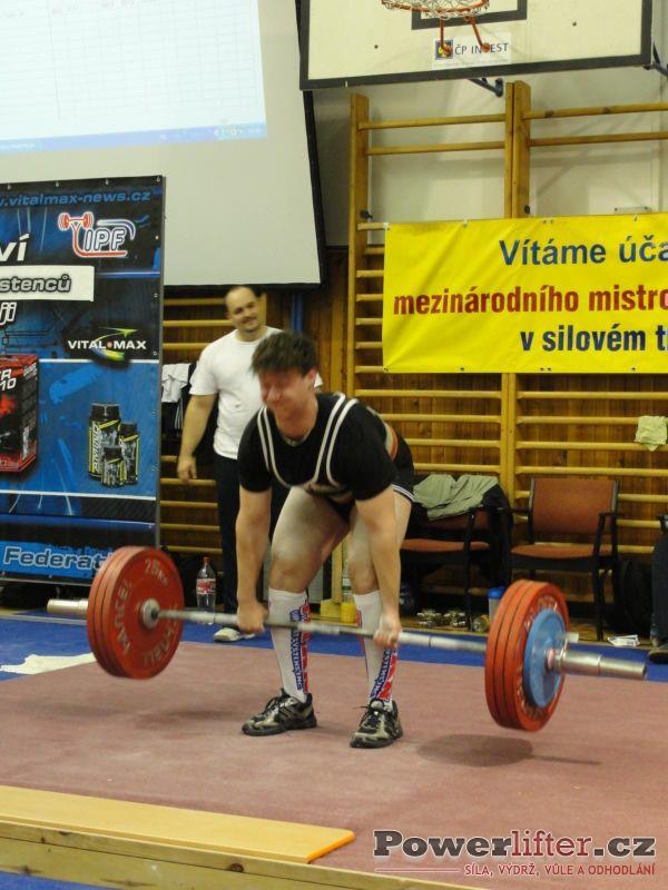 Tomáš Svoboda, 195kg