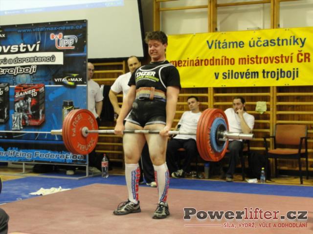 Tomáš Svoboda, 200kg
