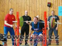 Tomáš Trávník, 200kg