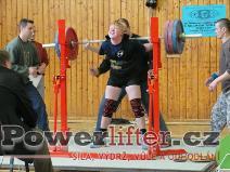 Tomáš Turek, 165kg