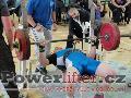 Tomáš Turek, benč 130kg