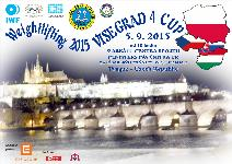 VISEGRAD 4 CUP in Weightlifting for Men and Women 2015