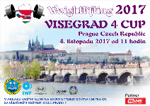 VISEGRAD 4 CUP in Weightlifting for Men and Women 2017