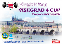 VISEGRAD 4 CUP in Weightlifting for Men and Women 2018