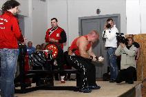 Vladimír Flimel - 1. místo nad 100 kg